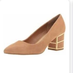 Steven Madden Buena Sand Suede Shoes